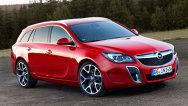 Opel Insignia OPC a primit un facelift