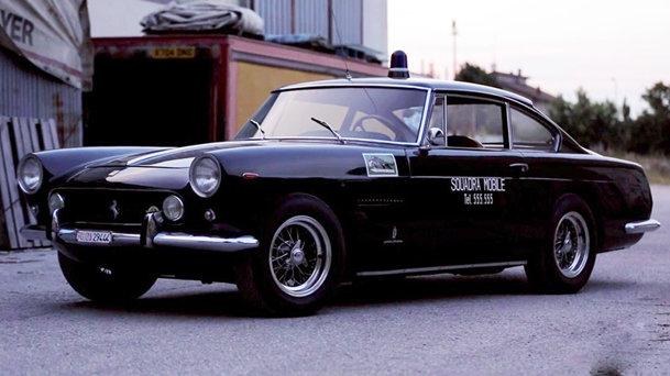 VIDEO: Povestea celei mai cunoscute maşini de poliţie din Roma