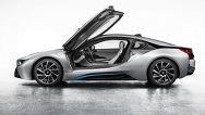 Primele imagini cu BMW i8, fără camuflaj
