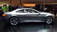 Mercedes Benz S-Class Coupé Concept, imagini şi informaţii LIVE UPDATE