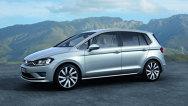 Conceptul Volkswagen Golf Sportsvan, confirmat pentru Frankfurt