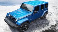 Noua ediţie Jeep Wrangler Polar debutează la Frankfurt 2013