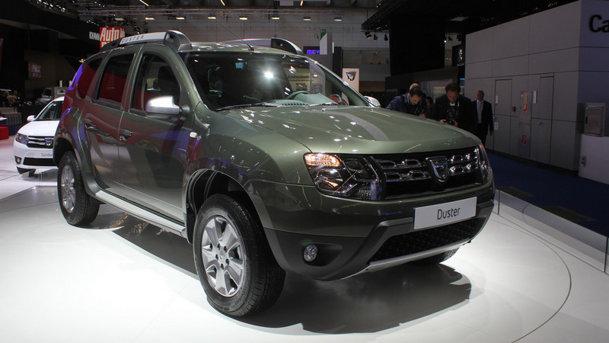 LIVE PROMOTOR: Dacia Duster facelift arată mai bine ca niciodată