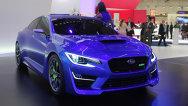 LIVE PROMOTOR: Conceptul Subaru WRX arată ca o Impreza pe steroizi