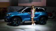 LIVE ProMotor: Suzuki iV-4 Concept SUV debutează la Frankfurt
