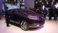 LIVE ProMotor: Renault Initiale Paris Concept e un monovolum-SUV premium UPDATE VIDEO