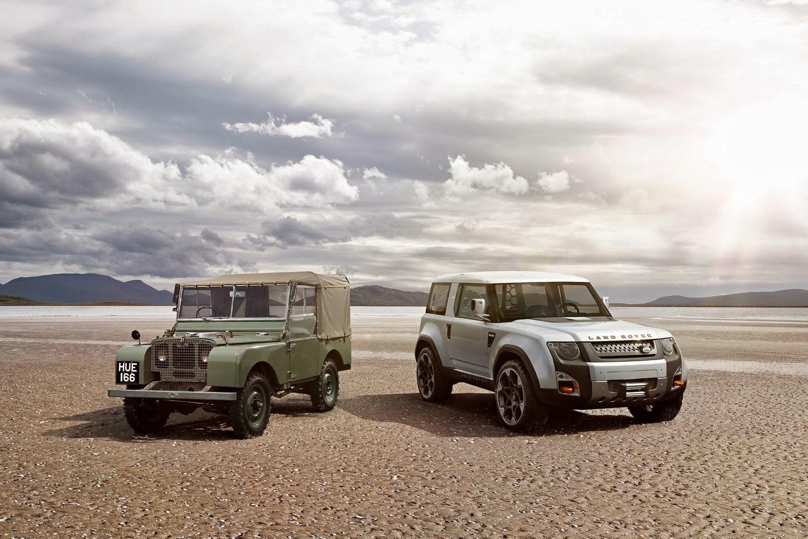 Land Rover Defender va ieşi din producţie în următorii doi ani