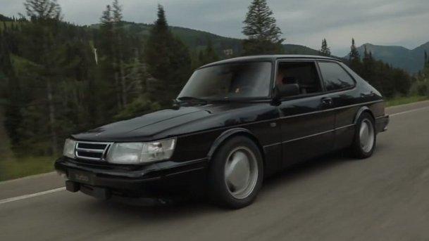 Oameni şi maşini: Jordan Melville şi al său Saab 900 SPG