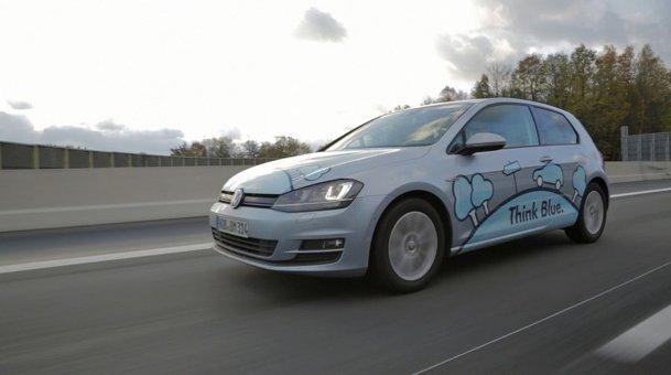 Record: VW Golf TDI a parcurs 1.600 km cu un singur plin