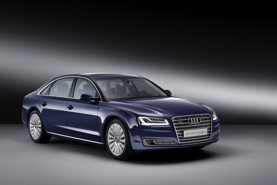 Imagini Ediţie Specială Pentru Audi A8 Produsă 238 N Doar