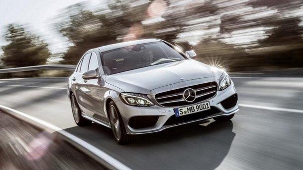 Noul Mercedes-Benz C-Class - imagini şi informaţii oficiale. UPDATE