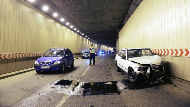 STUDIU: 1 din 3 şoferi români are probleme cu frânele