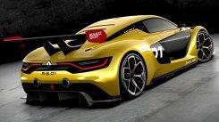 Renault Sport R.S. 01, starul viitorului Renault Sport Trophy!
