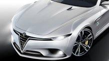 SPECTACULOS: cum ar putea arăta Alfa Romeo Giulia!