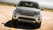 Land Rover Discovery Sport, imagini şi informaţii oficiale cu înlocuitorul lui Freelander