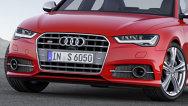 Audi A6 facelift, primele poze şi informaţii