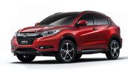 Honda va prezenta noul HR-V la Salonul Auto de la Paris 2014
