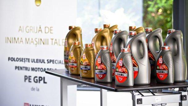 Noua gamă de uleiuri Lukoil dedicate motoarelor alimentate cu GPL
