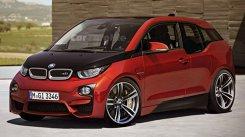 Aşa ar arăta o versiune M pentru BMW i3. Iar acum, să oftăm...