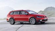 Volkswagen Golf Alltrack: look de crossover pentru Golful familist