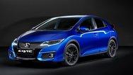 Honda Civic facelift, gata să debuteze la Salonul Auto de la Paris 2014