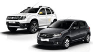 Dacia Duster Air şi Dacia Sandero Black Touch, două ediţii speciale pregătite pentru Paris