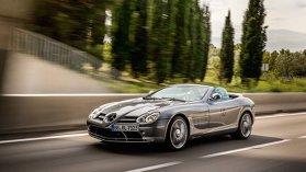 Mercedes-Benz SLR McLaren, glorificat de SLR Club la Tour du Soleil 2014