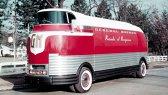 General Motors a creat autobuzul viitorului în anii '40: GM Futurliner