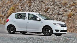 Dacia Sandero Sport de 120 CP, surprinsă deja în teste!