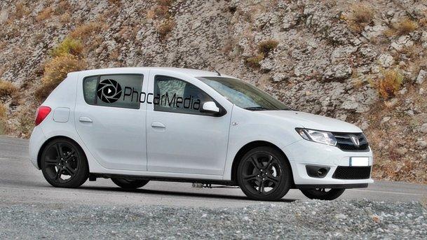 Hot Hatch Dacia Sandero Sport, surprins fără camuflaj? Noi aşa vrem să credem