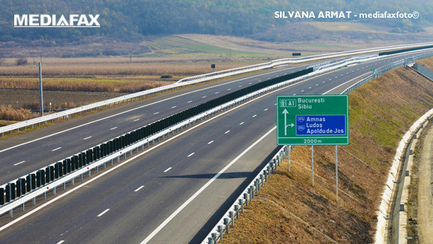 Când vom putea circula doar pe autostradă de la Sibiu la Deva: ce spun autorităţile