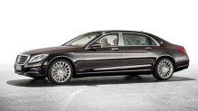 Mercedes-Benz prezintă cel mai luxos model al său. Porneşte de la 200.000 €