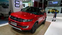 Tupeu: cum i-au şocat chinezii pe britanicii de la Land Rover la ultimul salon auto!