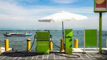 Invenţia germană care schimbă totul: au creat BENZINĂ din apă şi CO2!