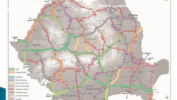 Se deschide circulaţiei autostrada Nădlac - Pecica. Planurile deschiderii autostrăzilor până în 2020