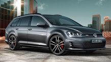 Volkswagen lansează un Golf break cu aproape 200 CP şi un consum de 4,4 l/100 km!