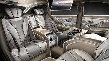 Mercedes-Benz pentru elite: S-Class XXL!