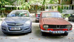 AMENDĂ şi RIDICAREA maşinii pentru şoferii care parchează pe locurile plătite