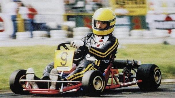 Ultimul kart cu care a concurat Ayrton Senna e de vânzare