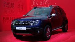 Modelele aniversare Dacia au venit la Geneva pregătite să cucerească Europa