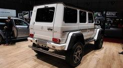 Monstruosul Mercedes-Benz în care te urci cu scara, lansat la Geneva!