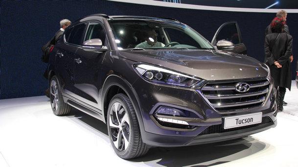 Noul Hyundai Tucson Face