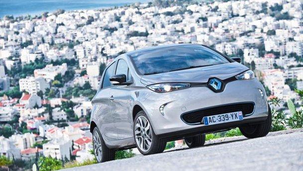 Renault ZOE: autonomie de 240 km, datorată unui nou motor electric
