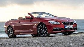 Megasupergalerie foto cu BMW Seria 6 Coupé, Cabrio şi GranCoupé