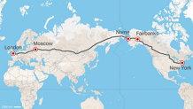 Ruşii vor să facă cea mai LUNGĂ autostradă din lume