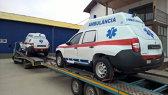 Dacia Duster Ambulanţă, prezentată în premieră!