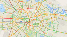 TomTom: Bucureştiul, oraşul european cu cele mai nocive ambuteiaje