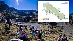 Transfăgărăşanul va fi transformat în circuit pentru Sibiu Rally 2015
