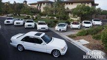 """Cine este sportivul care nu se poate opri din cumpărat maşini. Are peste 100, cu """"dubluri"""": 3 BUGATTI şi 16 ROLLS-ROYCE"""
