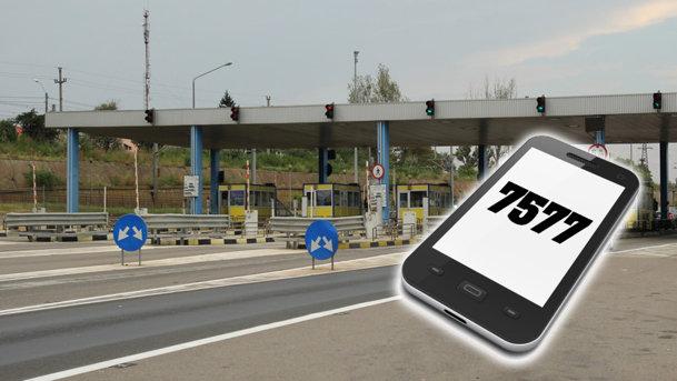 Taxa pentru podul de la Feteşti se va putea plăti şi prin SMS